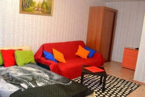 Сдается 1-комнатная квартира посуточнов Уфе, Зайнаб Биишевой, 2.