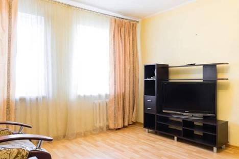 Сдается 1-комнатная квартира посуточнов Новокуйбышевске, Революционная, 128.
