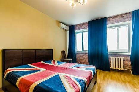 Сдается 1-комнатная квартира посуточно в Самаре, Революционная, 128.