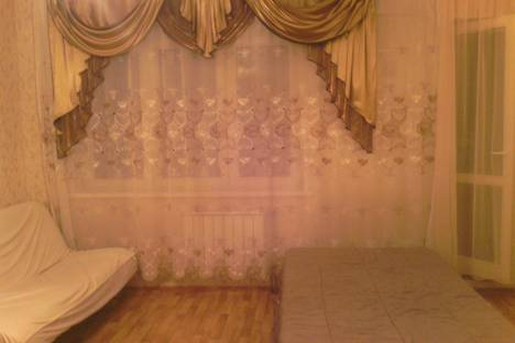 Сдается 1-комнатная квартира посуточно в Красноярске, Батурина, 30.