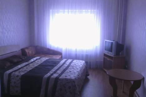 Сдается 1-комнатная квартира посуточно в Красноярске, ул. Светлогорская, 11а.