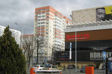 Сдается 1-комнатная квартира посуточно в Новороссийске, Анапское шоссе, 41Н,корпус 1.
