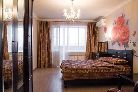 Сдается 3-комнатная квартира посуточнов Воронеже, ул. Ворошилова, 1г.