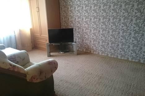 Сдается 1-комнатная квартира посуточнов Норильске, Ленинский проспект, 20.