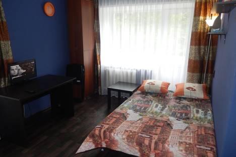 Сдается 1-комнатная квартира посуточно в Уфе, ул. 50-летия Октября, 3/1.