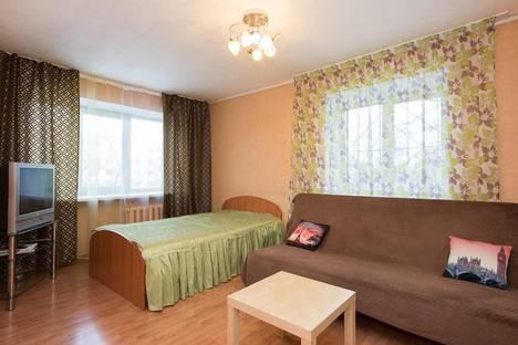 Сдается 1-комнатная квартира посуточно в Екатеринбурге, проспект Ленина, 2.