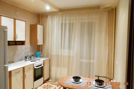 Сдается 1-комнатная квартира посуточнов Уфе, ул. Бакалинская, 25.