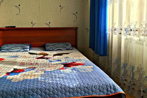 Сдается 1-комнатная квартира посуточно в Улан-Удэ, Ключевская ул., 76а.