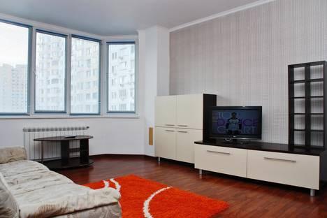 Сдается 1-комнатная квартира посуточнов Броварах, Бажана 14.