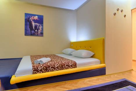 Сдается 1-комнатная квартира посуточно в Киеве, Красноармейская, 54.