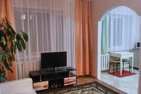 Сдается 1-комнатная квартира посуточнов Вольске, Льва Толстого 115.