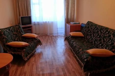 Сдается 1-комнатная квартира посуточно в Туймазах, чапаева 26.