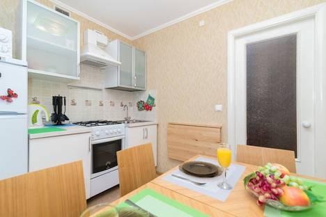 Сдается 1-комнатная квартира посуточнов Екатеринбурге, Малышева 73.