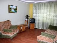 Сдается посуточно 2-комнатная квартира в Туймазах. 42 м кв. ул. Комарова, 35