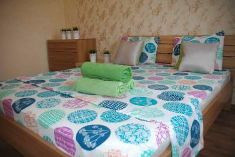 Сдается 2-комнатная квартира посуточно в Кемерове, Ленинградский проспект, 38.