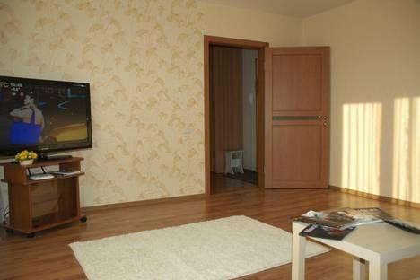 Сдается 2-комнатная квартира посуточнов Кемерове, Ленинградский проспект, 38.