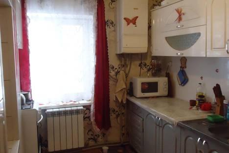 Сдается 2-комнатная квартира посуточно в Великом Устюге, ул. Победы, 4.