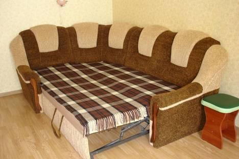 Сдается 1-комнатная квартира посуточно в Подольске, Академика Доллежаля, 30.