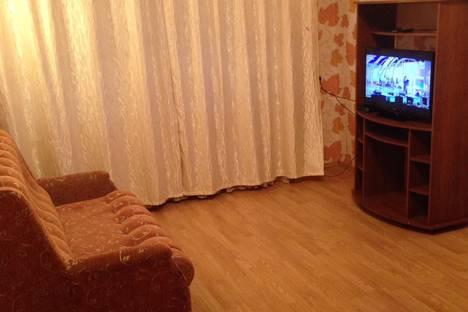 Сдается 1-комнатная квартира посуточно в Боровичах, Свободы 18.