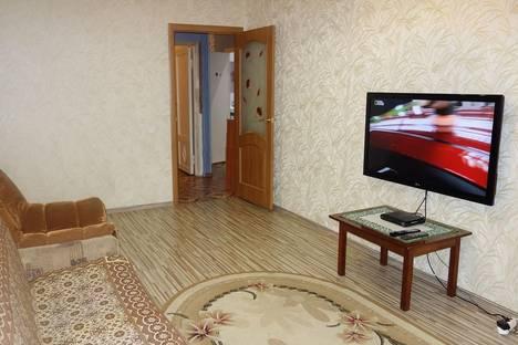 Сдается 2-комнатная квартира посуточно в Уральске, Айтиева, 74.