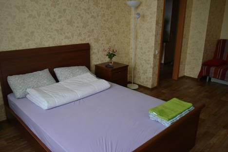 Сдается 1-комнатная квартира посуточнов Омске, Комарова 16.