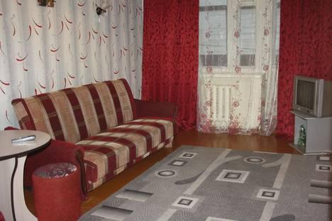 Сдается 2-комнатная квартира посуточно в Костроме, ул. Шагова, 197.