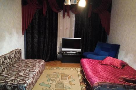 Сдается 2-комнатная квартира посуточнов Мегионе, проспект Победы, 24.
