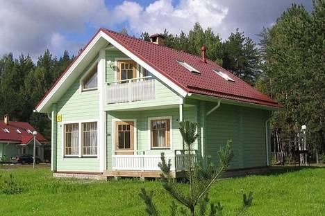Сдается коттедж посуточно в Рыбинске, Демино, РЦ Дёмино, 1.