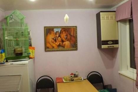 Сдается 3-комнатная квартира посуточно в Кировске, ул Хибиногорская д 39.