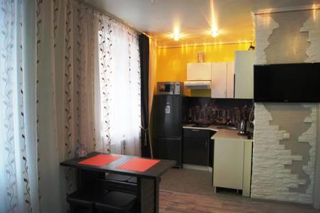 Сдается 1-комнатная квартира посуточнов Таштаголе, ул. Дзержинского, д. 20.