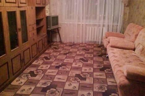 Сдается 3-комнатная квартира посуточно в Шерегеше, ул. Гагарина, д. 6.