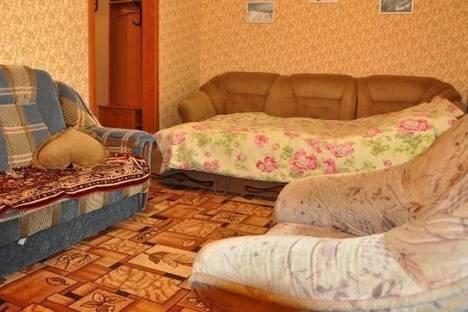 Сдается 3-комнатная квартира посуточно в Шерегеше, ул. Гагарина, д. 10.