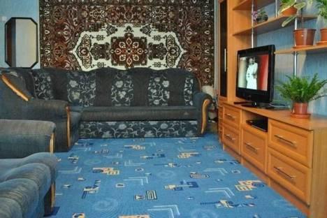 Сдается 2-комнатная квартира посуточно в Шерегеше, ул. Дзержинского, д. 17.