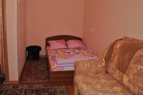 Сдается 1-комнатная квартира посуточнов Таштаголе, ул. Гагарина, д. 14.