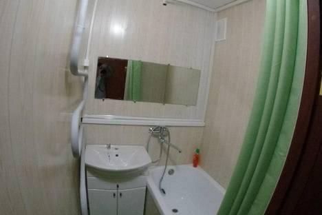 Сдается 3-комнатная квартира посуточно в Кировске, ул. Советской Конституции, 20.