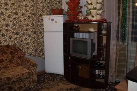 Сдается 1-комнатная квартира посуточно в Шерегеше, ул. Гагарина, д. 8.