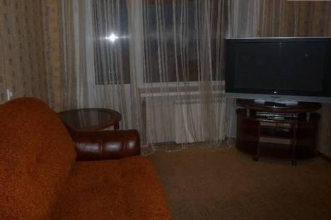 Сдается 3-комнатная квартира посуточно в Шерегеше, ул. Гагарина, д. 4.