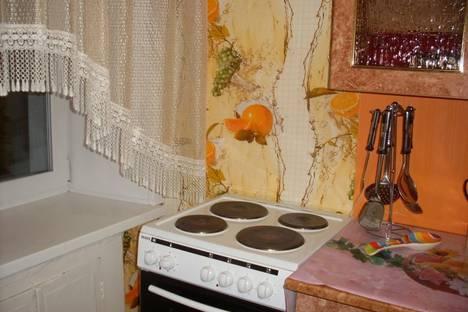 Сдается 1-комнатная квартира посуточно в Шерегеше, ул. Гагарина, д. 6.