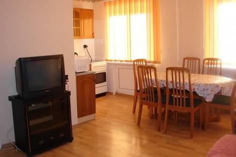 Сдается 3-комнатная квартира посуточно в Шерегеше, ул. Дзержинского, д. 4.