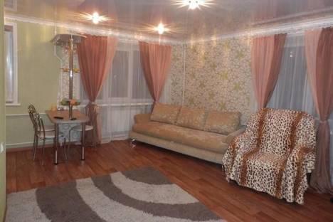 Сдается 1-комнатная квартира посуточно в Шерегеше, ул. Дзержинского, д. 13.