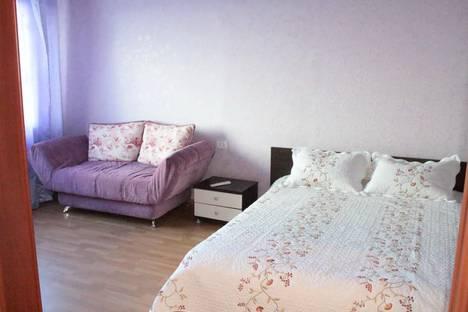 Сдается 1-комнатная квартира посуточнов Кировске, Олимпийская, 87.