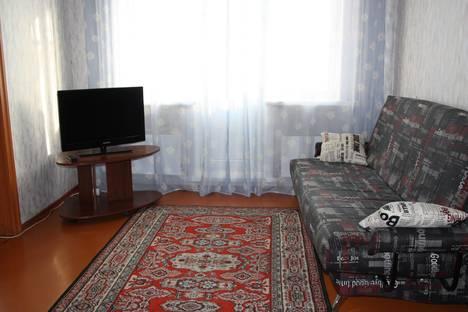 Сдается 2-комнатная квартира посуточнов Междуреченске, Коммунистический проспект, 20.