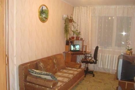 Сдается 3-комнатная квартира посуточно в Кусе, ул. Гагарина, 48.