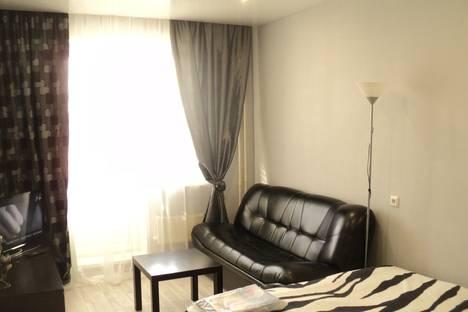 Сдается 1-комнатная квартира посуточно в Красноярске, ул. Молокова, д.68.
