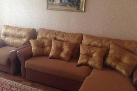 Сдается 3-комнатная квартира посуточно в Шерегеше, ул. Юбилейная, д. 9.
