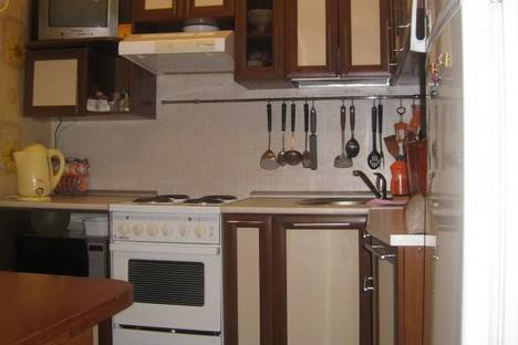 Сдается 3-комнатная квартира посуточно в Шерегеше, ул. Советская, д. 14.