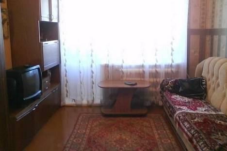 Сдается 1-комнатная квартира посуточно в Шерегеше, ул. Дзержинского, д. 20.