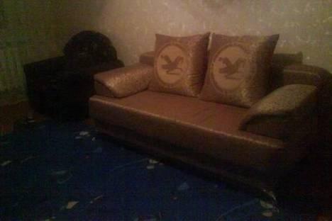 Сдается 2-комнатная квартира посуточно в Шерегеше, ул. Гагарина, д. 20.
