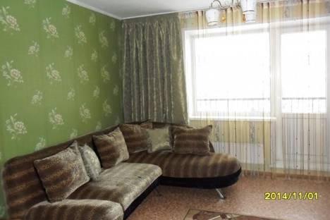 Сдается 1-комнатная квартира посуточнов Таштаголе, ул. Дзержинского, д. 21/1.