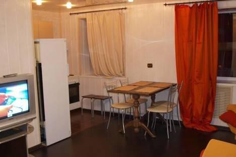 Сдается 2-комнатная квартира посуточно в Шерегеше, ул. Дзержинского, д. 7.